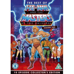 He-Man and the Masters of the Universe: Best of Sæson 1 - DVD