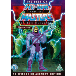 The Best of He-Man and the Masters of the Universe: Season Two DVD (Engelsk)