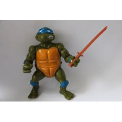 Leonardo 1988 med katana - TMNT figure (har flig i bandana)