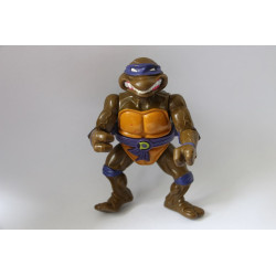 Donatello, with storage shell 1990 - TMNT figure
