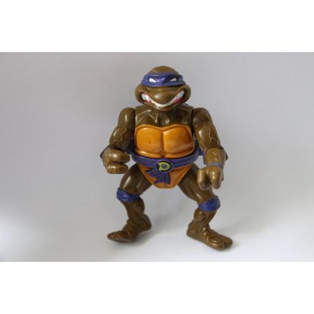 Donatello, with storage shell 1990 - TMNT figure