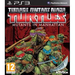 Teenage Mutant Ninja Turtles: Mutants in Manhattan (Playstation 3)