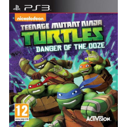Teenage Mutant Ninja Turtles: Danger Of The Ooze (Playstation 3 - Import)