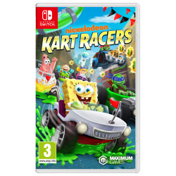 Nickelodeon Kart Racers (Nintendo Switch)