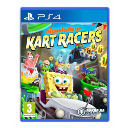 Nickelodeon Kart Racers (Playstation 4)