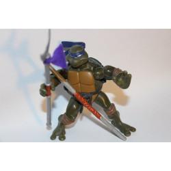 Combat Warriors Don 2005 - TMNT figure