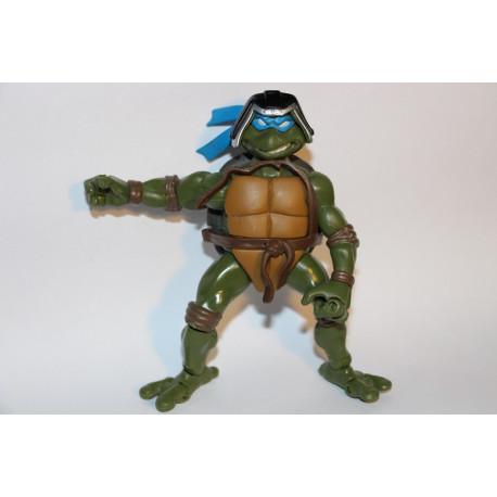 Fightin' Gear Leonardo 2003 - TMNT figure (med hjelm)