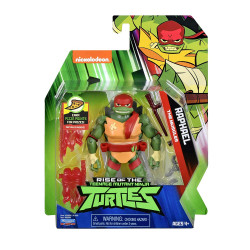 Rise of the Teenage Mutant Ninja Turtles Raphael The Muscles Action Figure