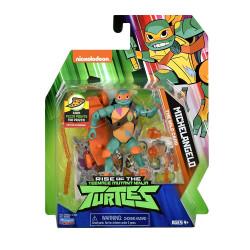 Rise of the Teenage Mutant Ninja Turtles Michelangelo The Wild Card Basic Figure