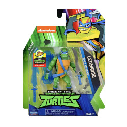Rise of the Teenage Mutant Ninja Turtles Leonardo The Trickster Action Figure