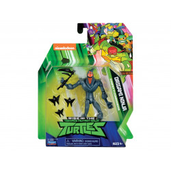 Rise of the Teenage Mutant Ninja Turtles Origami Ninja Confetti Commandos Action Figure