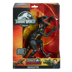 Indoraptor Jurassic World Dino Rivals