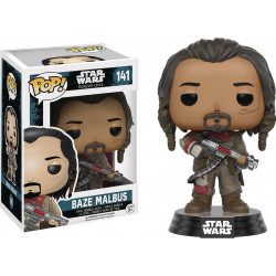 Funko Pop! - Star Wars Rogue One - Baze Malbus
