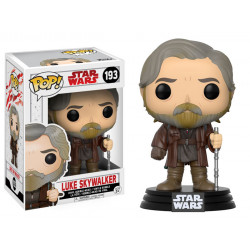 Funko Pop figur - Star Wars 8 - Luke Skywalker