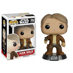 Funko Pop figur - Star Wars 7 The Force Awakens - Han Solo