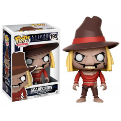 Funko POP! Vinyl figure - Scarecrow - Batman Animated DC