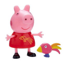 Peppa Pig Pals & Pets - Peppa & Parrot