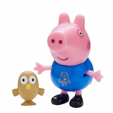 Peppa Pig Pals & Pets - George & Owl