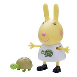 Peppa Pig Pals & Pets - Rebecca Rabbit & Turtle