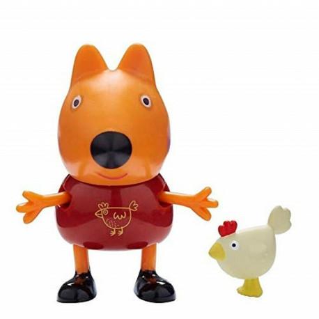 Peppa Pig Pals & Pets - Freddy Fox & Hen