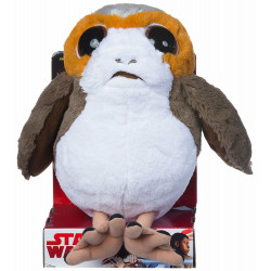 Star Wars Episode 8 PORG Soft Toy 10""