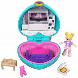 Polly Pocket Secret Slumber Party Compact Tint Pocket World