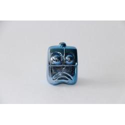 Click (Metallic Blue) - Good Condition - JoJo's bouncin' boneheads number 46/48