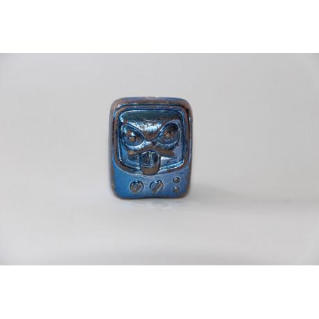 Tube (Metallic Blue) - Medium Condition - JoJo's bouncin' boneheads number 48/48