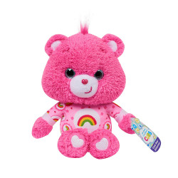 Care Bears Cubs Cheer Bear 20 cm tall Plush Toy