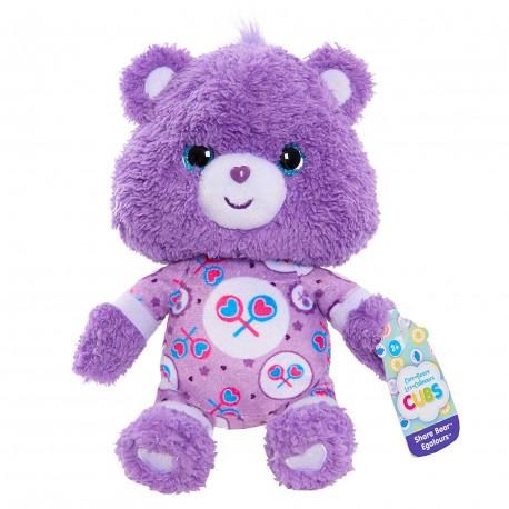 Care Bears Cubs Share Bear 20 cm tall Plush Toy