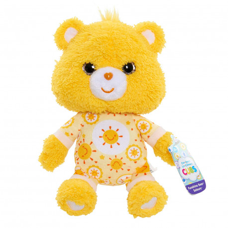 Care Bears Cubs Funshine Bear 20 cm tall Plush Toy