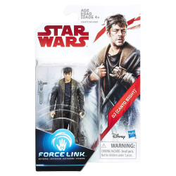 DJ (Canto Bight) 3.75 inch Star Wars The Last Jedi Force Link Action Figure
