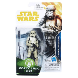 Stormtrooper (Mimban) 3.75 inch Star Wars Solo: a Star Wars Story Force Link Action Figure