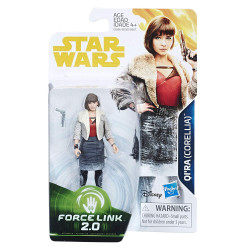 Qi'Ra (Corellia) 3.75 inch Star Wars Solo: a Star Wars Story Force Link Action Figure