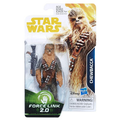 Chewbacca 3.75 inch Star Wars Solo: a Star Wars Story Force Link Action Figure
