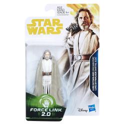 Luke Skywalker (Jedi Master) 3.75 inch Star Wars Solo: a Star Wars Story Force Link Action Figure