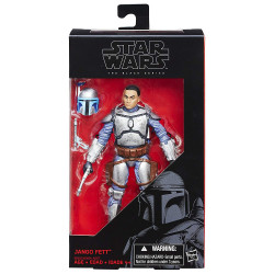 Jango Fett Star Wars The Black Series 6-Inch action figure
