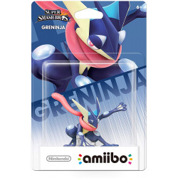 Greninja amiibo - Super Smash Bros. Collection (new)
