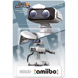 R.O.B. amiibo - Super Smash Bros. Collection (new)