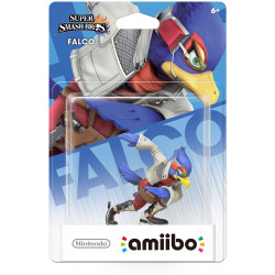 Falco amiibo - Super Smash Bros. Collection (new)
