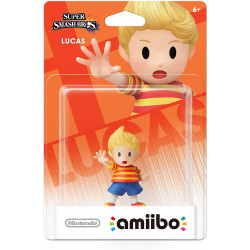 Lucas amiibo - Super Smash Bros. Collection (new)