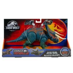Battle at Big Rock Dual Attack Nasutoceratops Jurassic World Dino Rivals