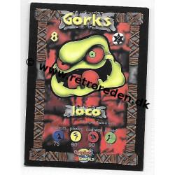 Loco - Grolls & Gorks card number 8