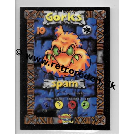 Spam - Grolls & Gorks card number 10