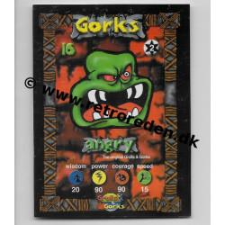 Angry - Grolls & Gorks card number 16