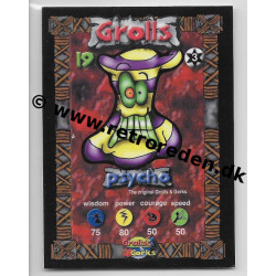 Psycho - Grolls & Gorks Game Card number 19