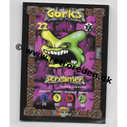 Screamer - Grolls & Gorks Game Card number 22