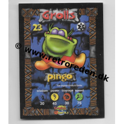 Pingo - Grolls & Gorks Game Card number 23