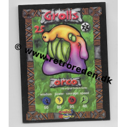 Orco - Grolls & Gorks Game Card number 25