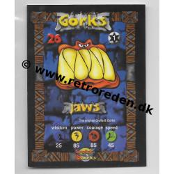 Jaws - Grolls & Gorks Game Card number 26